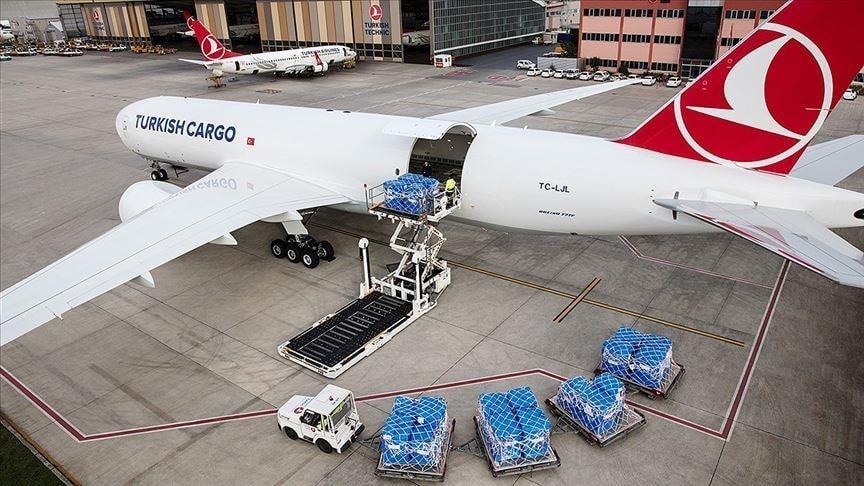 حمل و نقل هوایی برای ترکیه