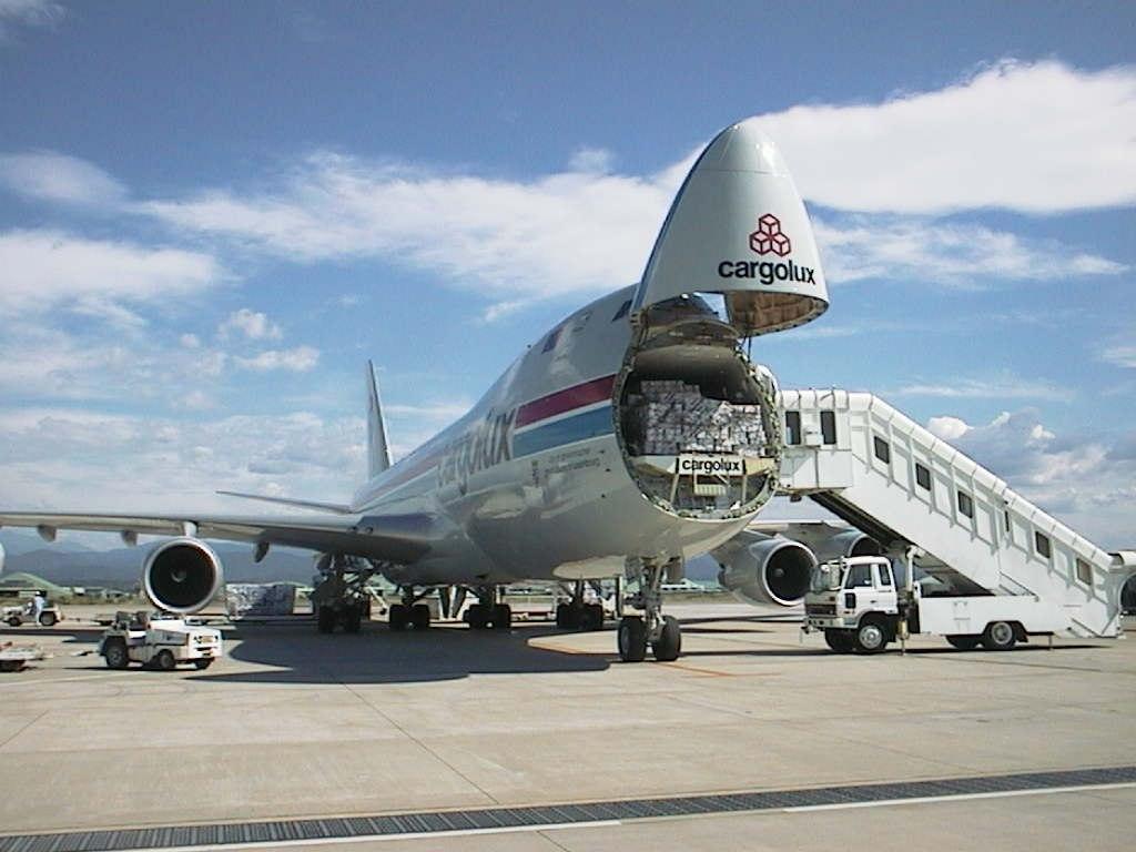 حمل بار هوایی به ترکیه