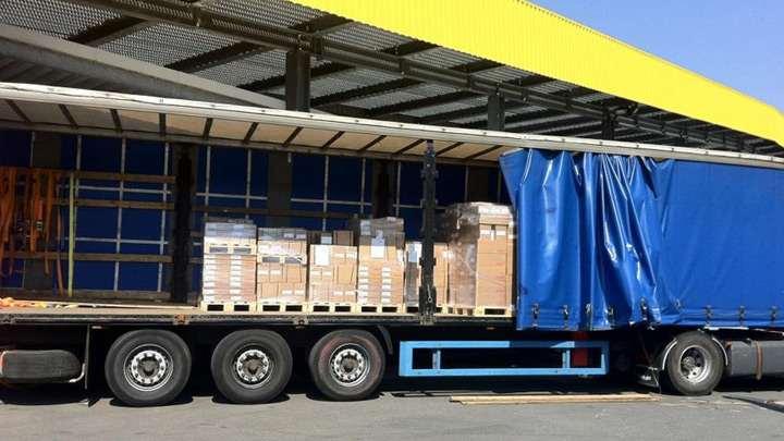 حمل اثاثیه از شیراز به ترکیه