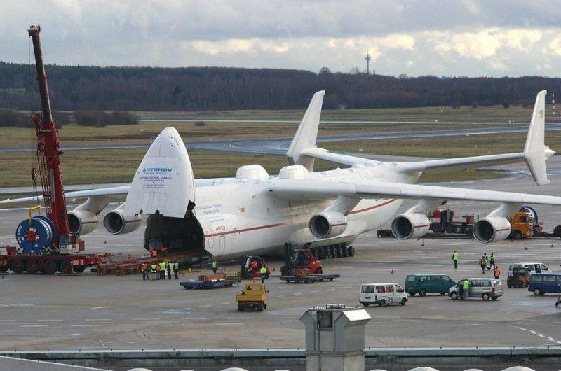 ارسال بار هوایی از آنتالیا به ایران