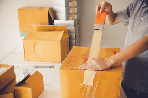 بسته بندی اثاث منزل جهت ارسال به استانبول