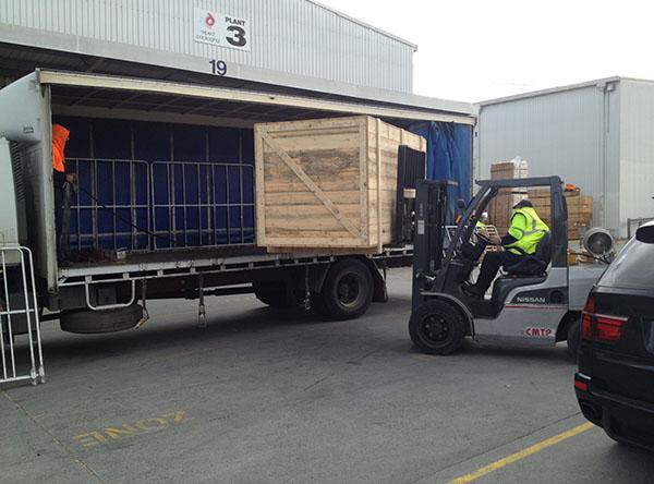 ارسال اثاثیه از ترکیه به ایران