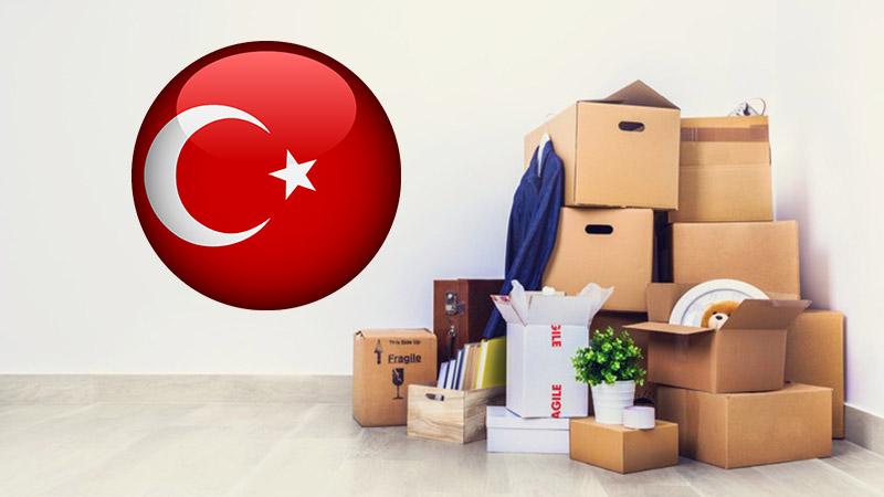 ارسال اثاث به استانبول