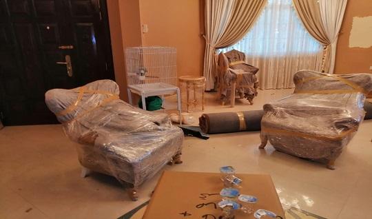 ارسال اثاث به ترکیه