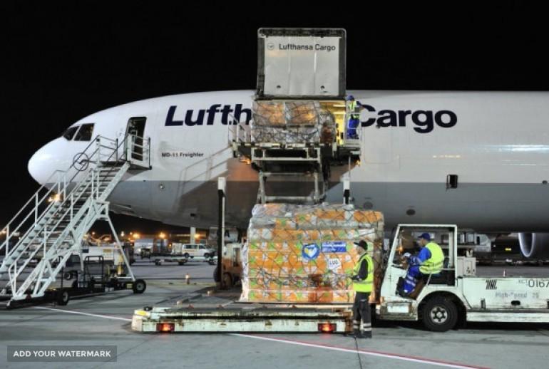 ارسال اثاثیه از آنتالیا به ایران به صورت هوایی