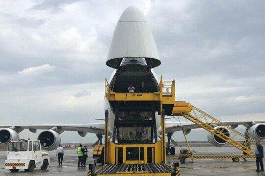 ارسال بار هوایی از شمال به آنتالیا