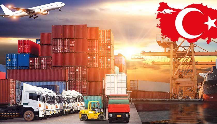 حمل و نقل کالا از ایران به ترکیه