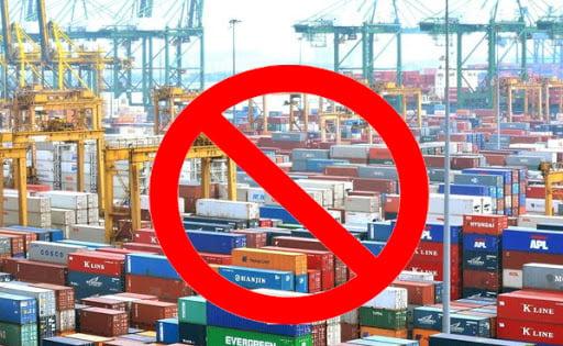 کالاهای ممنوعه در ارسال به استانبول