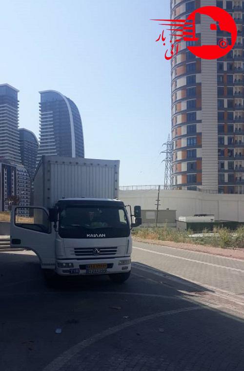 حمل اثاث از ترکیه به ایران